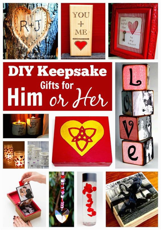 The Perfect Birthday Gift For Her These Diy Keepsake Gifts Him Or Are