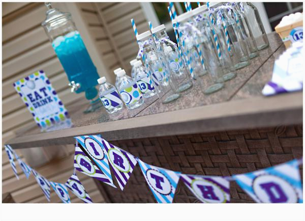Thirteenth Birthday Party Decorations Kara 39 S Party Ideas