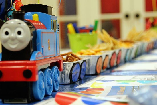 Thomas the Train Birthday Party Decorations Thomas the Train Birthday Party Ideas