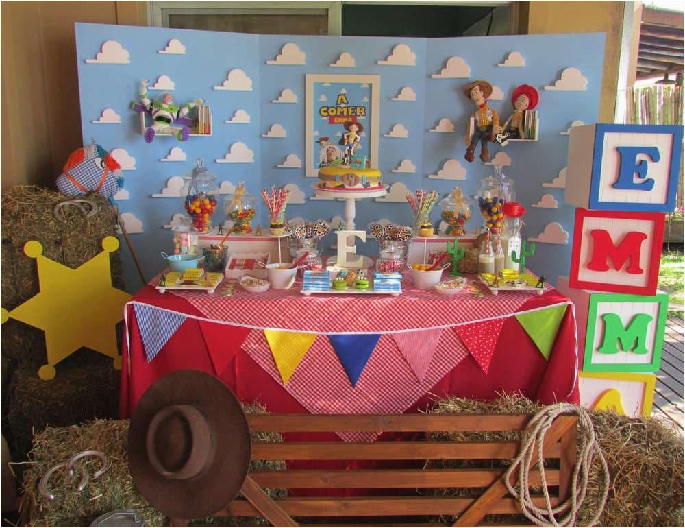 toy story birthday party ideas