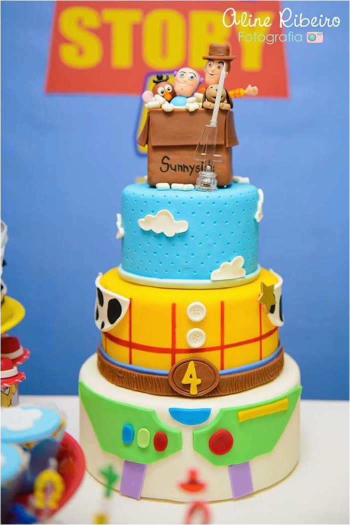Toy Story Decorations for Birthday Party toy Story Birthday Party
