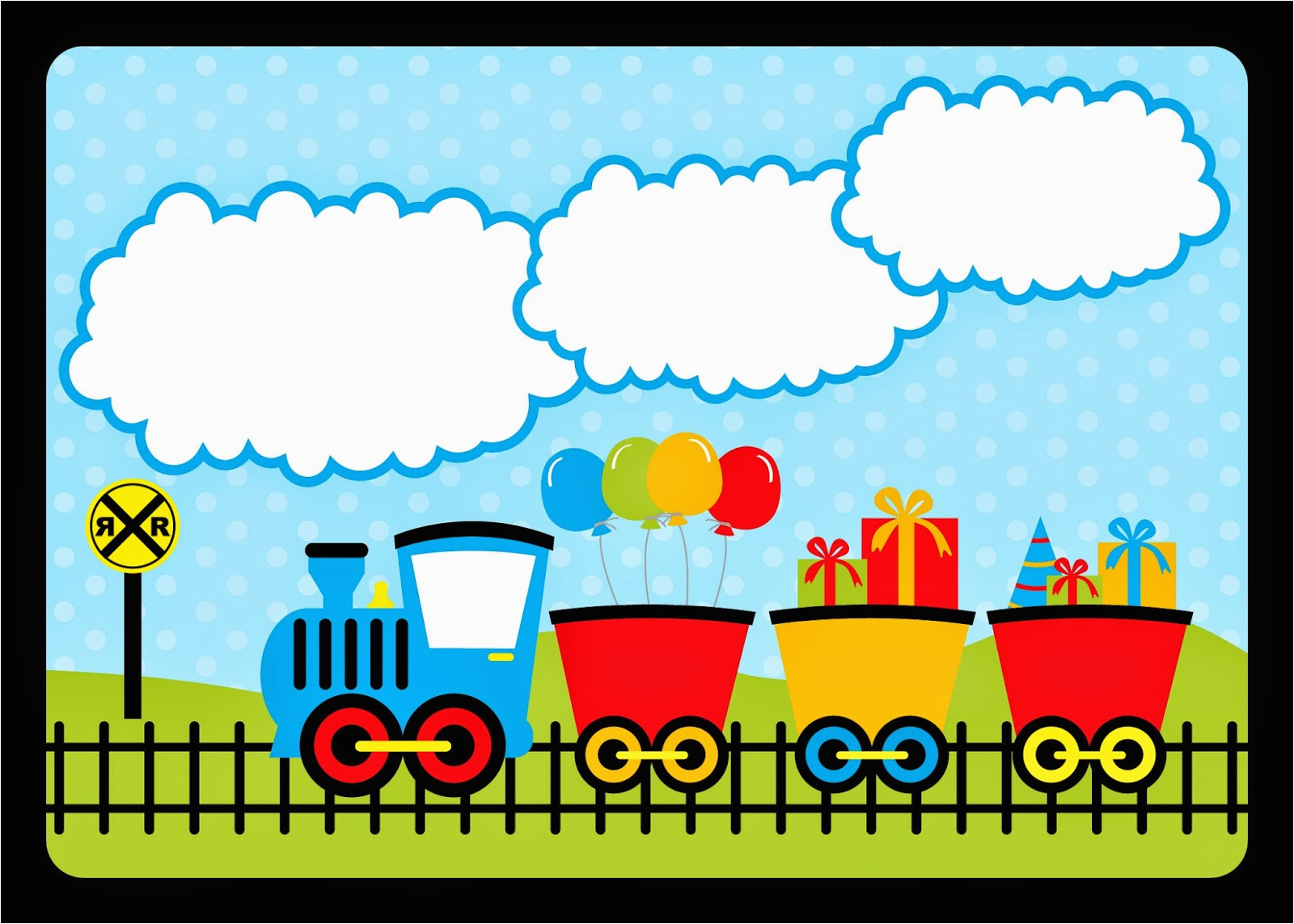 train party free printable invitations oh my fiesta