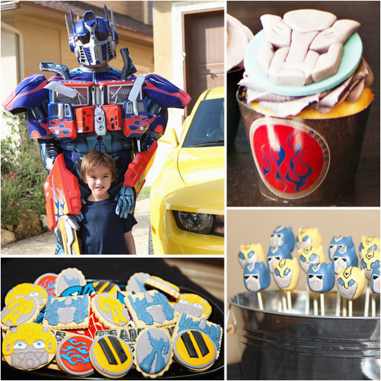 transformers birthday party 26958806