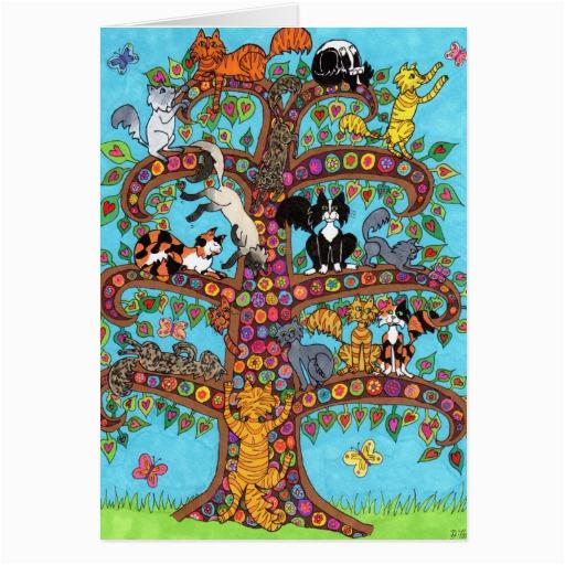 cat tree of life 2 card 137525879346612216