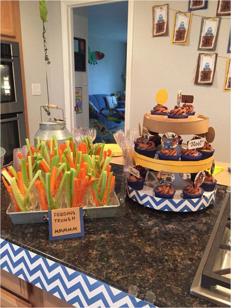 little blue truck birthday ideas