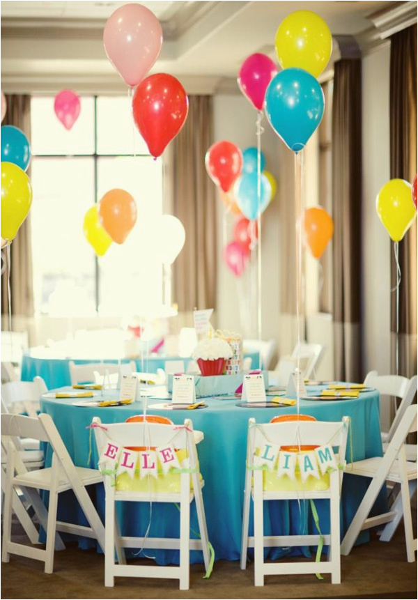 twins birthday parties for boy girl twins