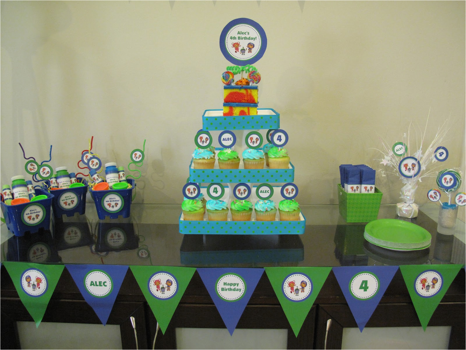 Umizoomi Birthday Decorations Personally Yours Parties Team Party Ideas