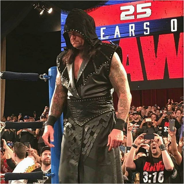 undertaker birthday card awesome 46 best monday raw 25