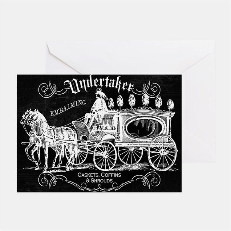 undertaker greeting cards card ideas sayings designs