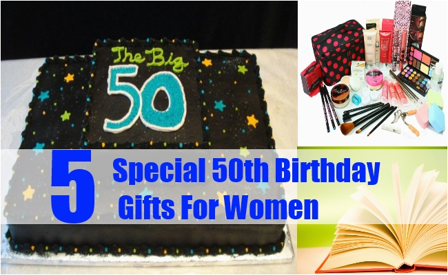 Unique Birthday Gifts For Her 50th Special Women Gift Ideas