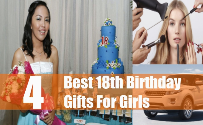 best 18th birthday gifts for girls ideas for 18th