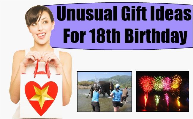 unusual gift ideas for 18th birthday 18th birthday gift