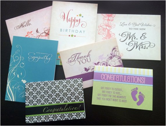 greeting card variety pack