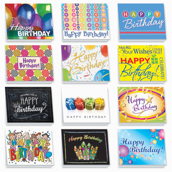 personelly yours birthday assortment