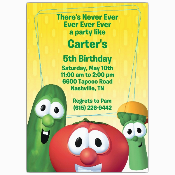 never ever ever birthday party invitations p 811 57 016