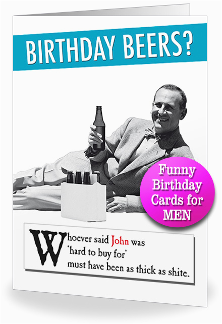 funny birthday cards men