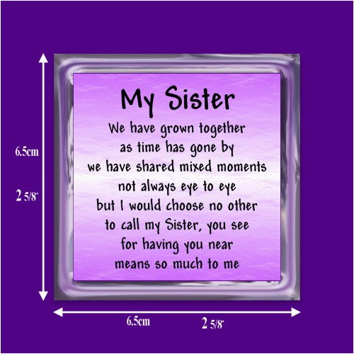 Verses For Sisters Birthday Card Sister Quotes Quotesgram