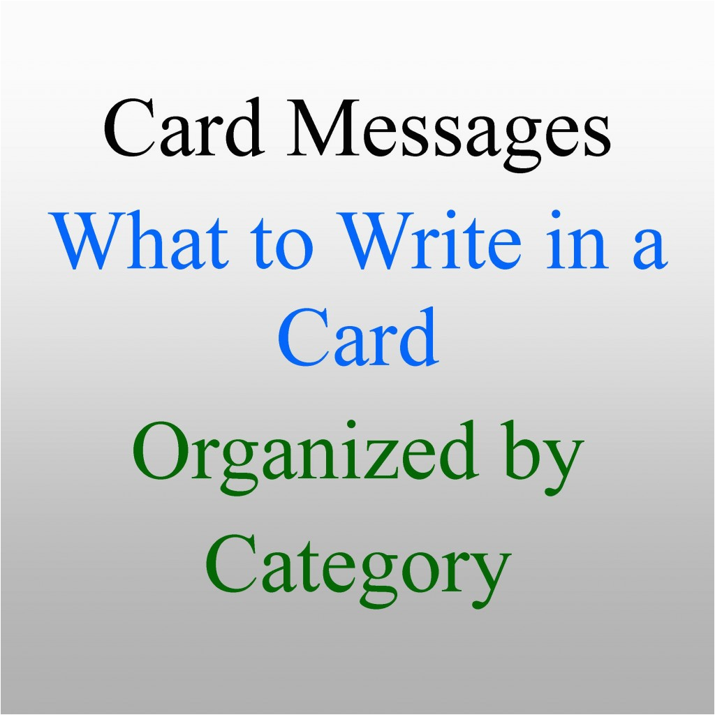 what to write in a greeting card messages and wishes