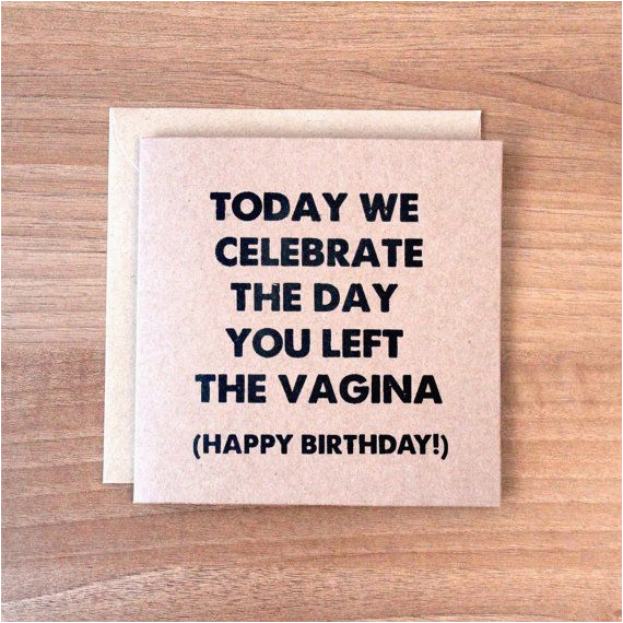 Very Rude Birthday Cards The 25 Best Ideas On Pinterest