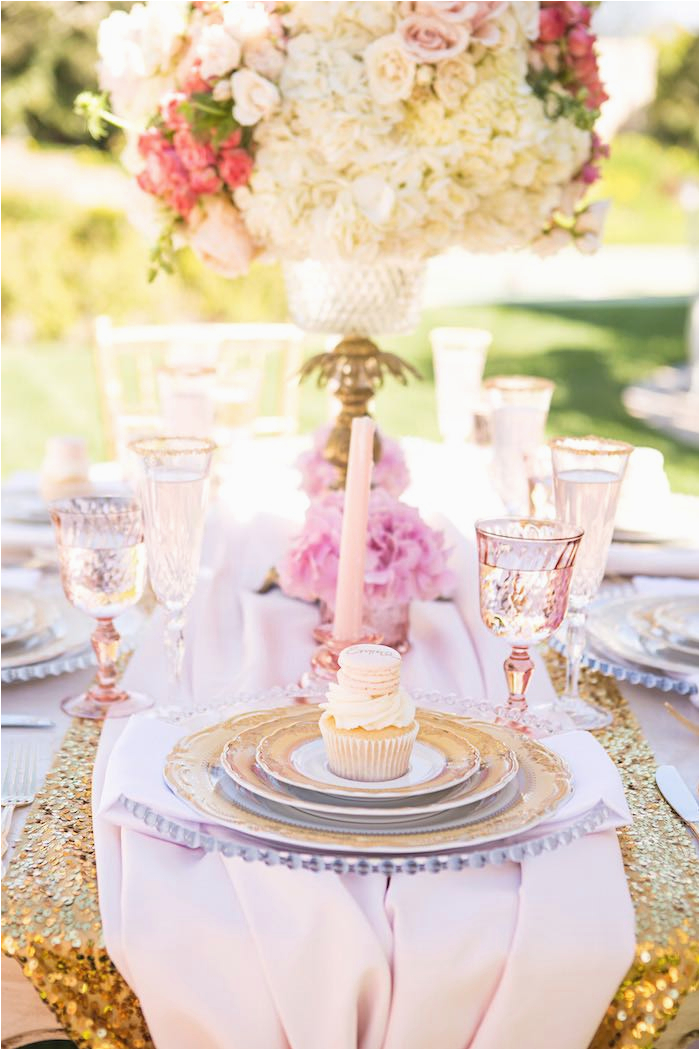 sweetly feature vintage glam princess 1st birthday party