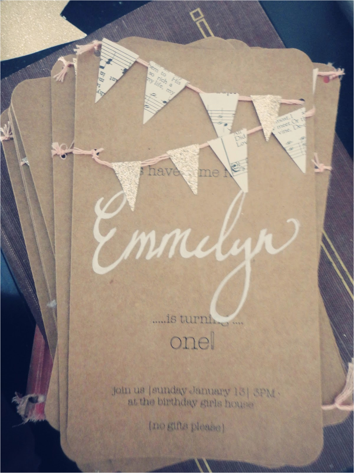 whimsical birthday invitations