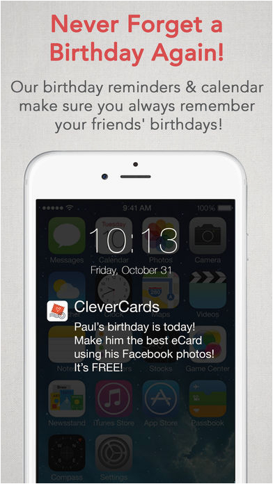 clevercards greeting cards ecards for facebook on the