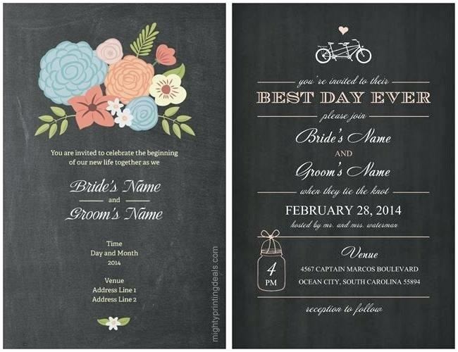 vista print birthday invitations