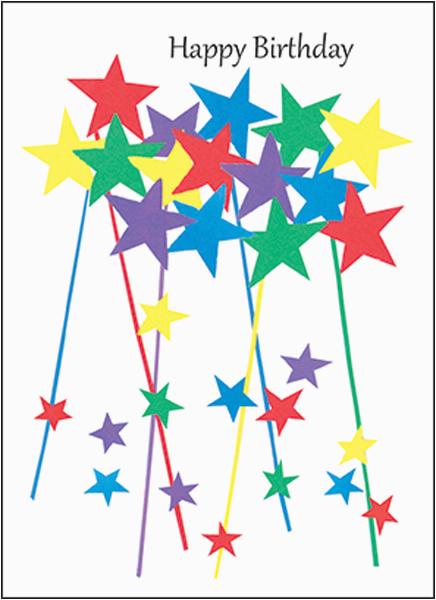 volunteer birthday cards bl268v