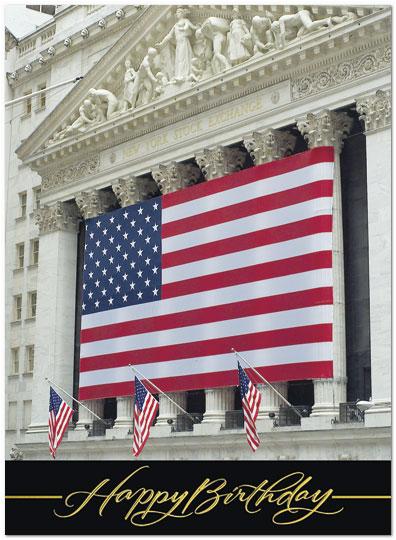 patriotic wall street a2040u