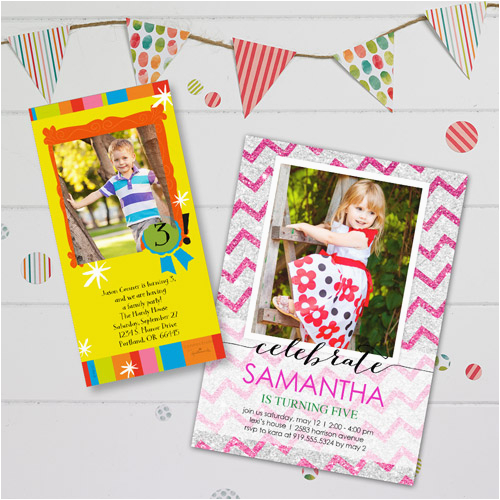 funny and cute design walmart birthday invitations