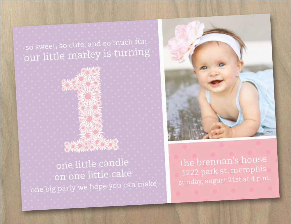 Walmart Photo Center Birthday Invitations Birthday Party First Birthday Invitations Card