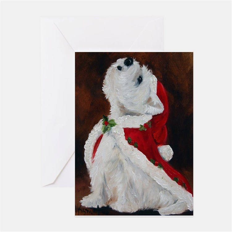 westie greeting cards card ideas sayings designs