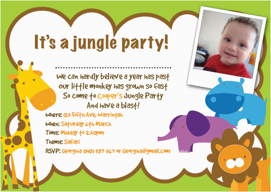 how to fill out a birthday party invitations