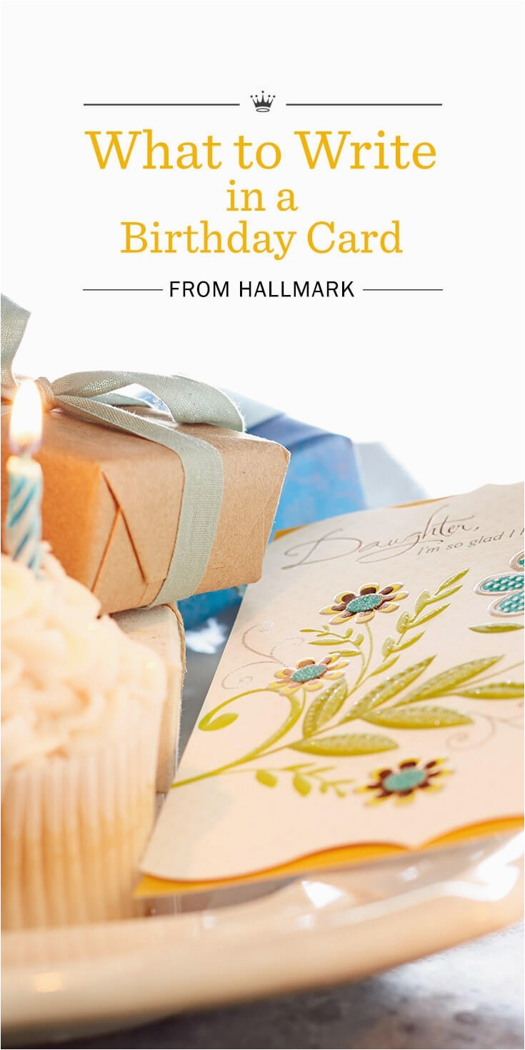 What To Write In A Belated Birthday Card On Cardwritings And Papers