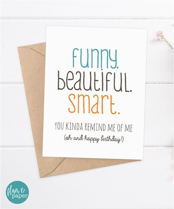 What To Write In A Birthday Card For Girlfriend Funny Friend