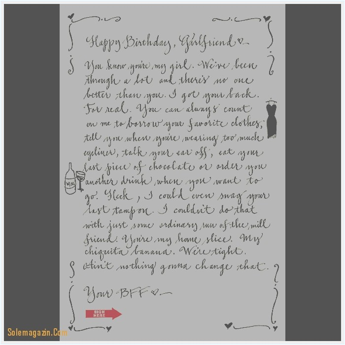 what to write in a birthday card for girlfriend