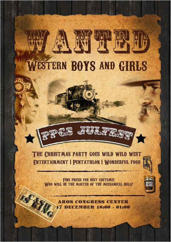 summerparty wildwest