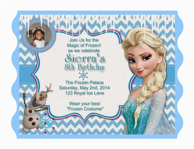 frozen birthday invitation wording in your birthday invitation cards birthday invitation cards invitation card design using catchy design 20
