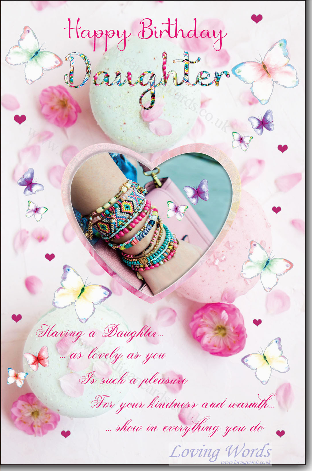 happy birthday daughter greeting cards by loving words