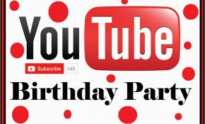 You Tube Birthday Cards