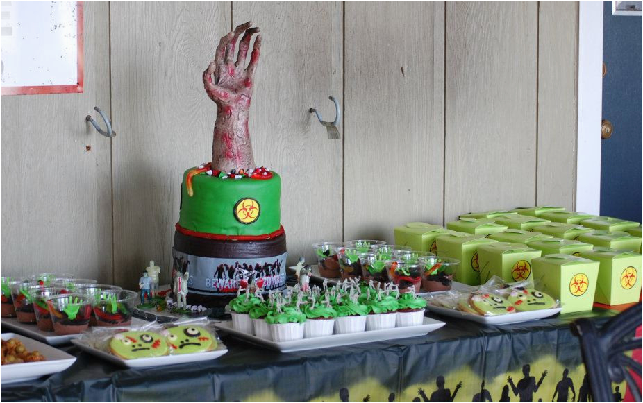 Zombie Birthday Decorations Party And Its Wonders Home Theme Ideas