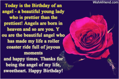 quotes for girlfriend birthday wishes