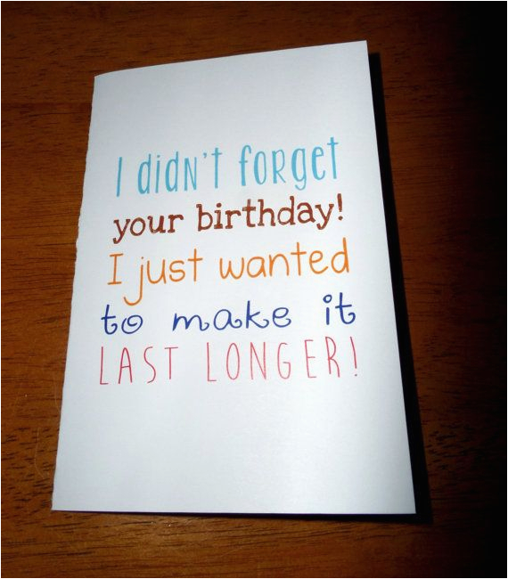 funny belated birthday quotes