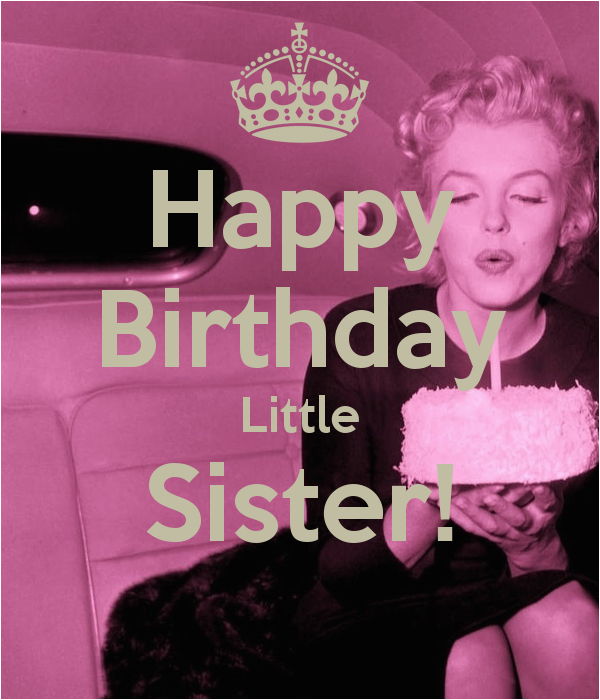 happy birthday lil sister quotes