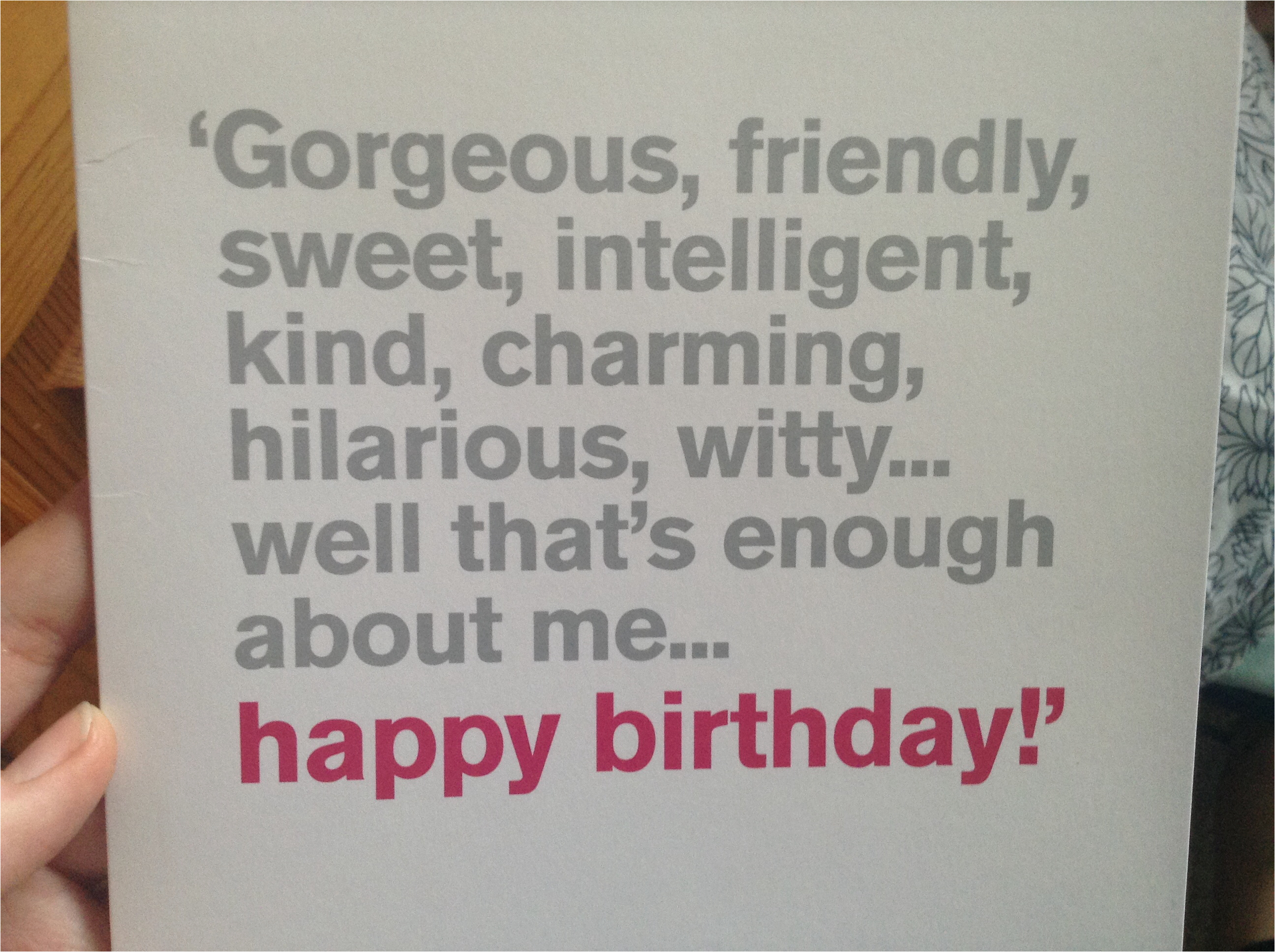 funny birthday quotes for husband from wife
