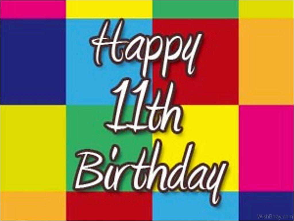 41 11 birthday wishes