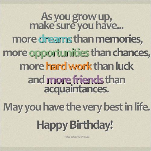 happy 13th birthday son quotes