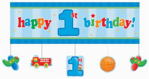 happy birthday signs for boys
