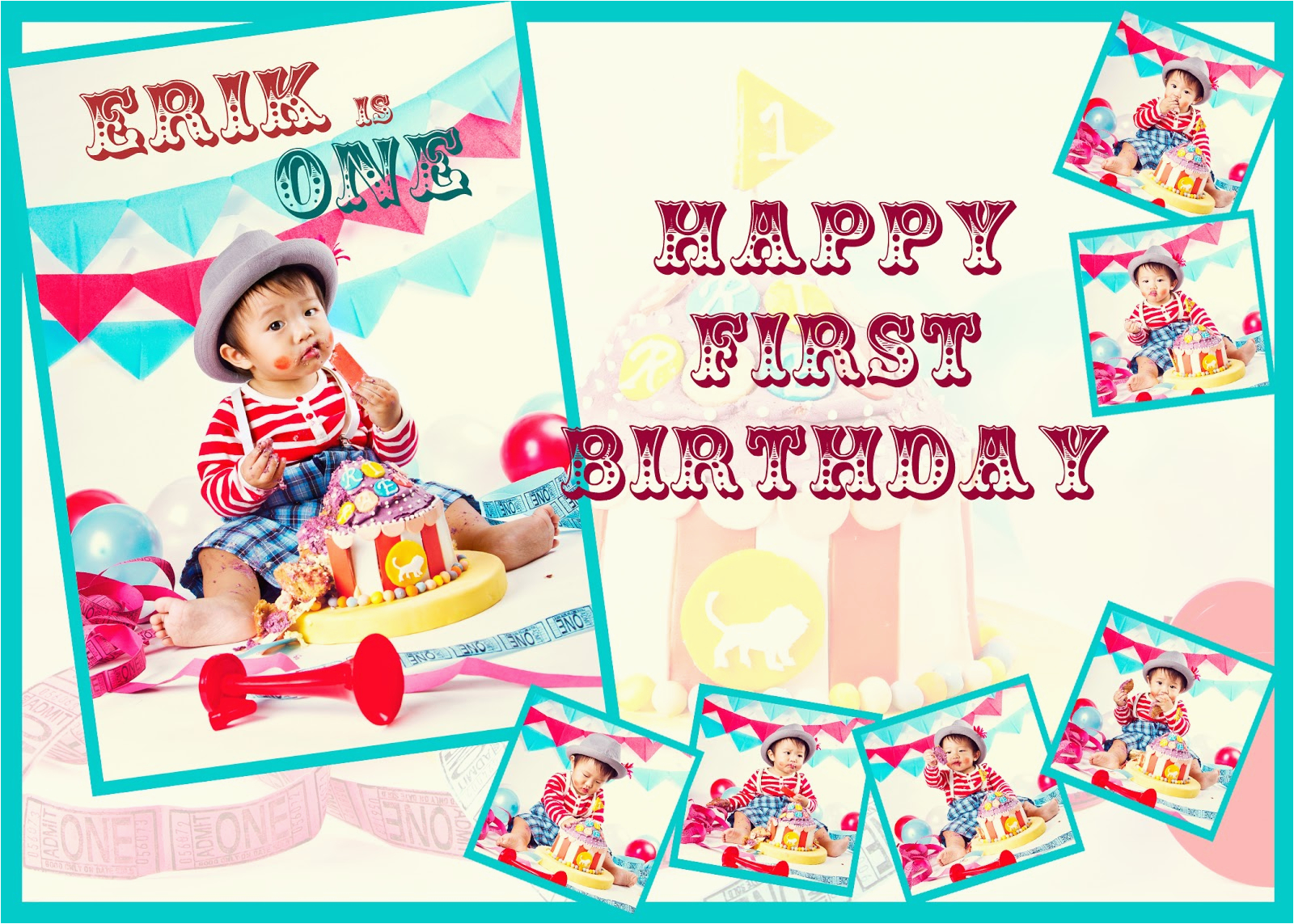 happy 1st birthday boy quotes