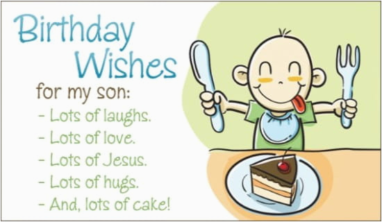Happy 1st Birthday Son Quotes From Mom Free Ecard Email Personalized